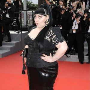 Beth Ditto Wants Own Fashion Range