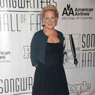 Bette Midler: 'Buy A Full Length Mirror Or You'll Get Fat'
