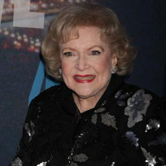 Betty White's Standing Ovation
