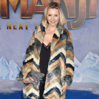 Beverley Mitchell can't have contractions when she gives birth