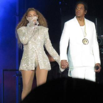 Beyonce and Jay-Z screen World Cup final at Paris concert