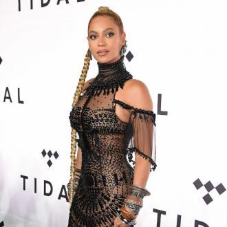 Beyonce's holiday getaway