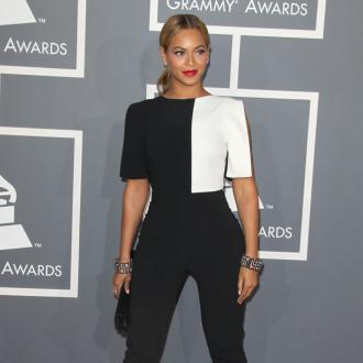 Beyonce's Customised Sneakers