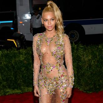 Beyonce and Kim Kardashian West go nearly nude at Met Gala