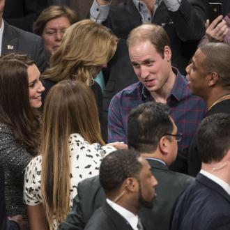 Beyonce And Jay Z Meet Prince William And Duchess Catherine