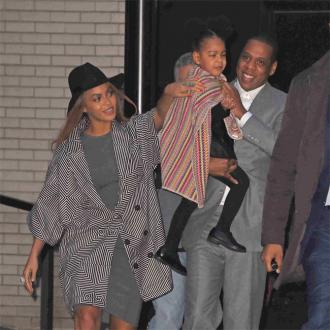 Blue Ivy appears on Jay-Z album