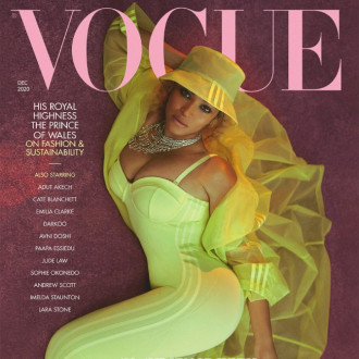Beyonce's fashion escape