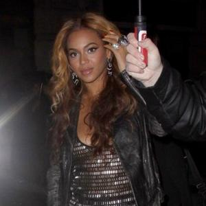 Art Critic Beyonce Knowles