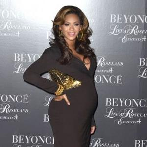 Stylish Mother-to-be Beyonce Knowles