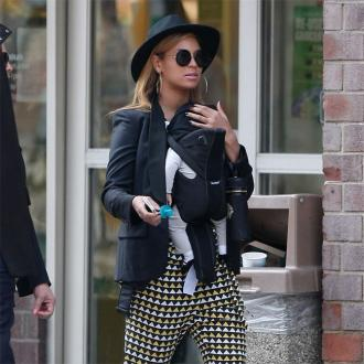 Beyonce Loves Motherhood