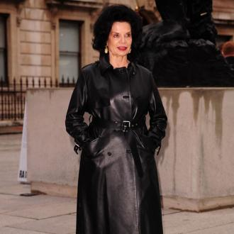 Bianca Jagger wants young fashion designers to make face masks