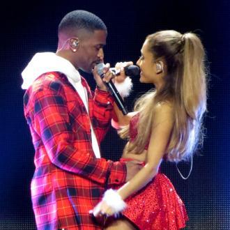 Big Sean Sings For Ariana Grande