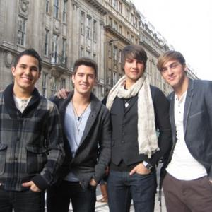 Big Time Rush Singer Admits Crush