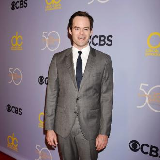 Bill Hader: I'm terrible at acting scared