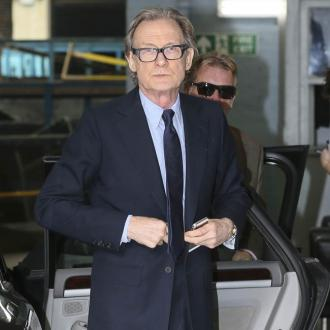 Bill Nighy's career fear