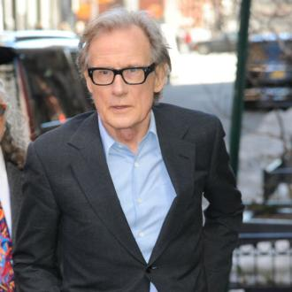 Bill Nighy had brush with death