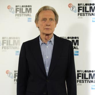 Bill Nighy feels nervous 'all the time'