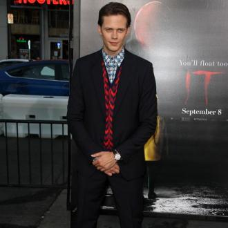 Bill Skarsgard Used His Own Facial Twitches In It
