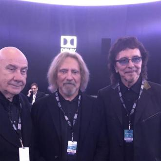 Black Sabbath Members Reunite With Estranged Drummer Bill Ward At Grammy Salute
