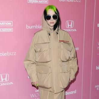 Billie Eilish loves Katharine McPhee