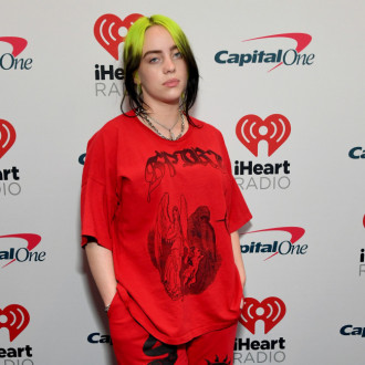 Billie Eilish burst into tears of joy after watching The World's A Little Blurry