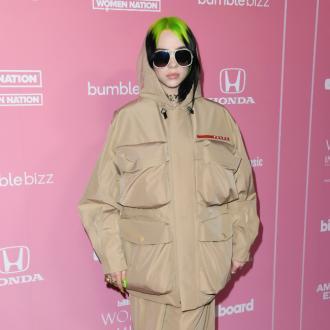 Billie Eilish Feels 'Weird' Receiving Billboard Women Of The Year Award