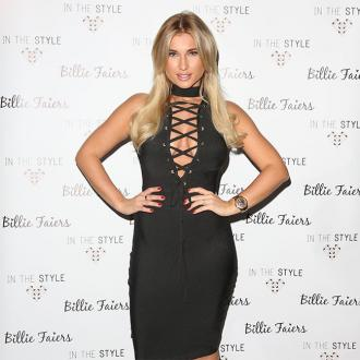 Billie Faiers launches new health and fitness website