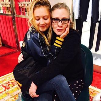 Billie Lourd Remembers Carrie Fisher On Mother's Day