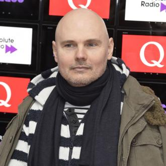 Billy Corgan reunited with stolen guitar 27 years later