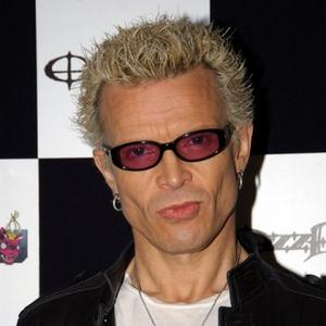 Billy Idol Still 'Indulging' Women