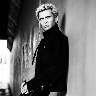 Billy Idol to release new album in October