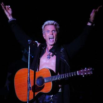 Billy Idol recalls his 'realisation moment'