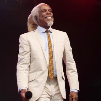 Billy Ocean hid awards away