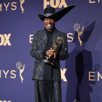 Billy Porter Has Never Thought About Defining His Red Carpet Style