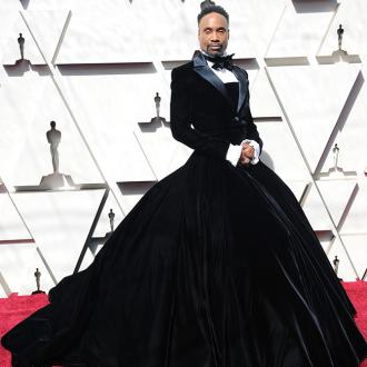 Billy Porter: Fashion is an 'expression'