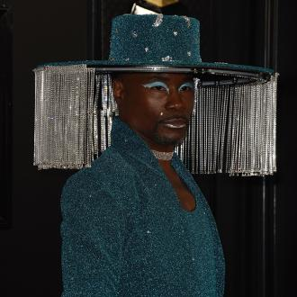 Billy Porter: My style is 'free'