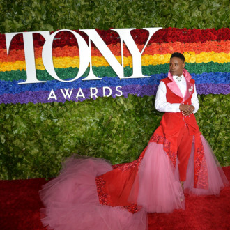 Billy Porter wants his red carpet outfits to make a 'clear' statement