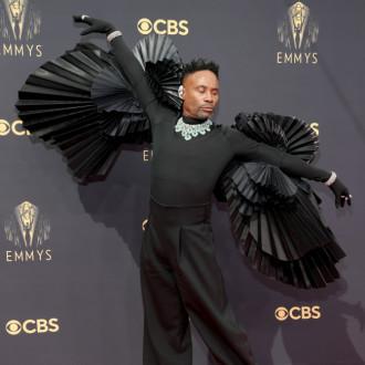 Billy Porter's Emmys necklace cost $1 million