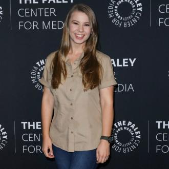 Bindi Irwin: My dad's death was 'challenging'