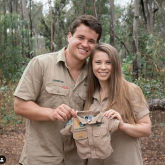 Bindi Irwin is pregnant with first child