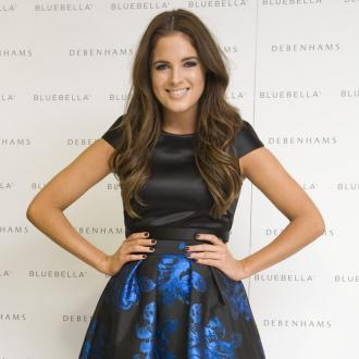 Binky Felstead feeling confident about figure