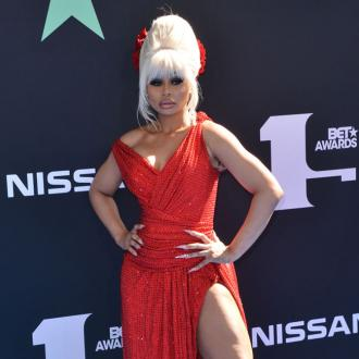 Blac Chyna inspired by Dolly Parton for 2019 BET Awards look