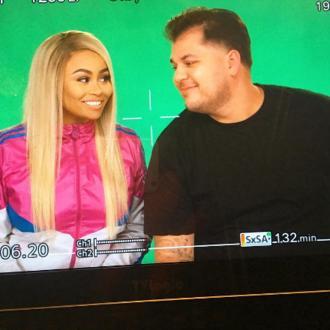 Rob Kardashian teases reality show