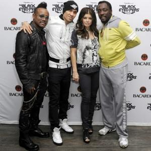 Black Eyed Peas, Usher And Slash For Super Bowl?
