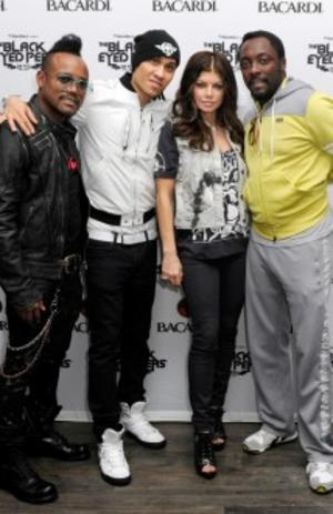 Black Eyed Peas Pull Out Of Jackson Tribute