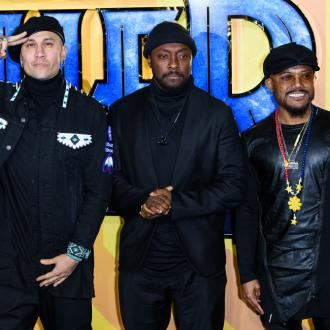 Taboo wants Black Eyed Peas movie