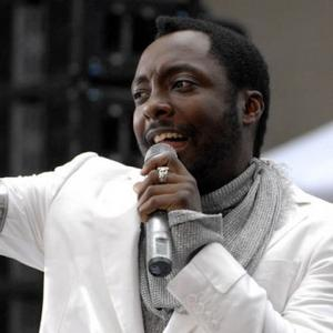 Will.i.am's Car Robbed