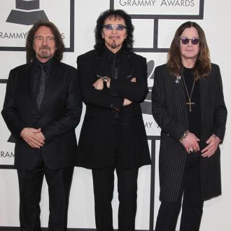 Ozzy Osbourne's emotional gig