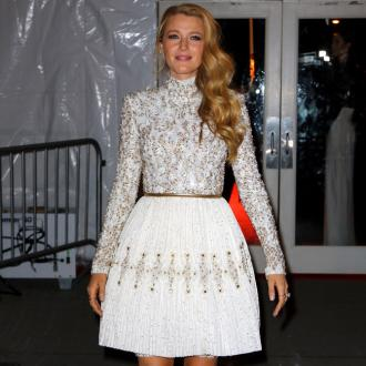Blake Lively's potty-mouthed daughter