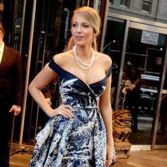 Blake Lively: 'My Parents Are My Nannies'
